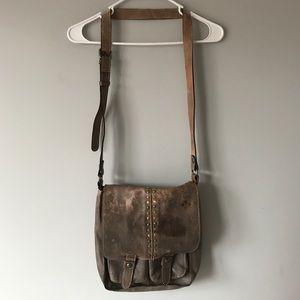 PATRICIA NASH cobblestone crossbody distressed bag